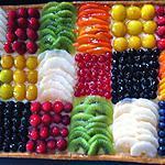 "recette Tarte aux fruits ""tutti-frutti"" au thermomix"