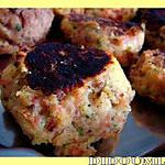 recette Croquettes de pommes de terre aux viandes