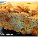 recette Cake au lait de coco & oranges confites