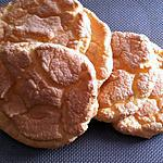 recette Oopsie bread- cloud bread - pain nuage