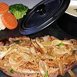 recette Foie de veau à la vénitienne