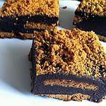 recette Fondant speculoos et chocolat