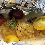 recette Poisson à la confiture de gingembre préparé et cuit en 10min !