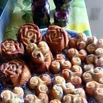 recette recettes   de  baies  de sureau de popote et nature,     cake,,,,,,,,,chutney
