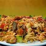 recette pates orientale