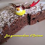 recette Gâteau allégé, au Nutella