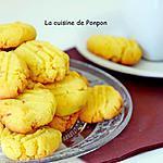 recette Biscuits aux pépites d'abricot