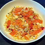 recette Salade Neptune