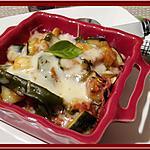 recette Gratin de légumes au jambon fumé