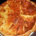recette Quiche au jambon a l os et camembert