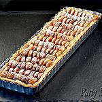 recette Tarte aux Mirabelles Crème Amandine