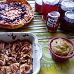 recette gelée pommes  rhubarbe  ,et desserts