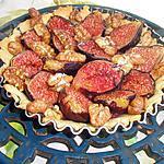 recette Tartelette aux figues et noix