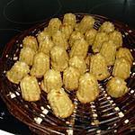 recette MINIS CANNELES AUX AGRUMES ET A LA CANNELLE