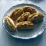 recette MINIS CAKES AU SAUMON