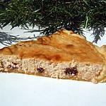 recette Tarte à la brousse