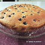 recette Gâteau mascarpone aux mûres, citron vert et amandes