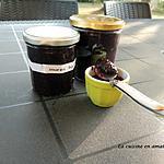 recette Confitures de mûres à la badiane au micro - ondes