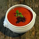 recette Velouté de Tomates