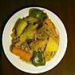 recette Couscous aux sèches farcies
