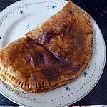 recette Chausson pommes/poires