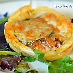 recette Tartelettes au tian