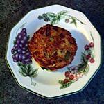 recette Galettes de quinoa aux courgettes