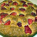 recette Gâteau italien aux fraises