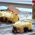 recette CLAFOUTIS ENSOLEILLÉ  (Weight Watchers)