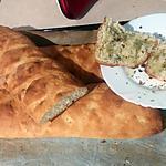 recette Filoni de pain