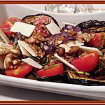 recette Salade de petit épeautre aux légumes grillées de Martine
