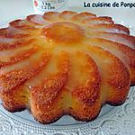 recette Gâteau nantais au rhum agricole guyanais