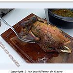 recette Pintade rôtie en cocotte