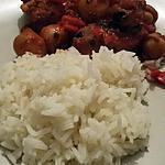 recette Sauté de dinde à la tomate et aux champignons