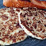 recette Röstis de chou-fleur aux lardons et tomme de Savoie