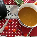 recette Velouté de légumes mi-saison au thermomix