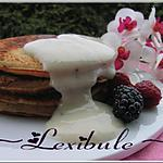 recette Mini-pancakes aux petits fruits