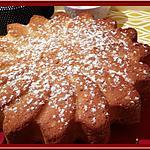 recette Gâteau à la Fleur d'Oranger et Amande