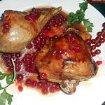 recette Cuisse de dinde aux groseilles