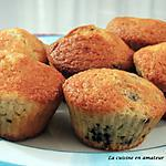 recette Mini gâteau Gervita aux mûres et rhum