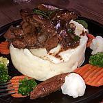 recette Foie de veau réduit au vinaigre balsamique