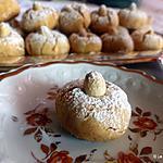 recette Ghriba Lbahla au beurre de cacahuète
