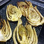 recette Fenouil poêlé à l'anis