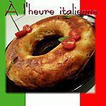 recette À l'heure italienne