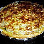 recette tarte aux épinards et au thon