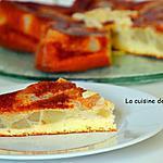 recette Gâteau léger aux poires