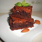 recette Brownie à la purée d'amande
