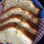 recette CAKE AMANDINE