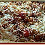 recette Torsades aux quatre fromages