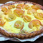 recette tarte aux pommes a la vanille et au caramel